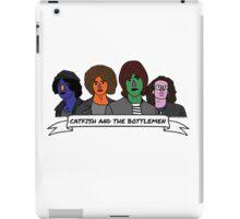 Puppet and the Bottlemen iPad Case/Skin