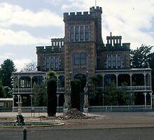 W. Tarnack Mansion by BearheartFoto
