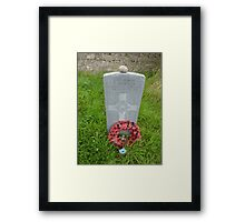 A Resting Place In Ireland Framed Print