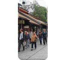 Sarajevo shops iPhone Case/Skin