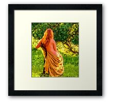 A MUSE Framed Print
