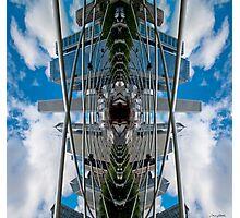 Jay Pritzker Pavillion#2 Photographic Print