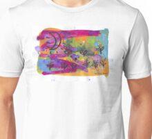Midnight Garden cycle1 4 Unisex T-Shirt