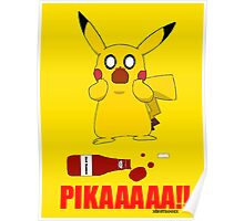 Oh No Pikachu! Poster