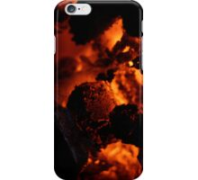 Glowing Embers iPhone Case iPhone Case/Skin