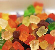 Gummy Bears by Patsy Castle
