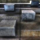 Steps or Seats? by Den McKervey