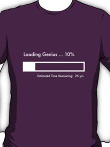 Loading Genius... T-Shirt