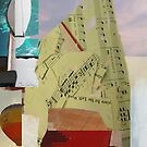 The Music Collage by Tom Golden