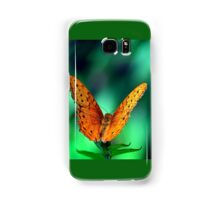 Cruiser (Vindula arsinoe) Samsung Galaxy Case/Skin