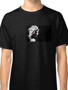 Marylin Monroe portrait picture Classic T-Shirt