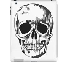 Modern Memento Mori, Shadow Skull iPad Case/Skin