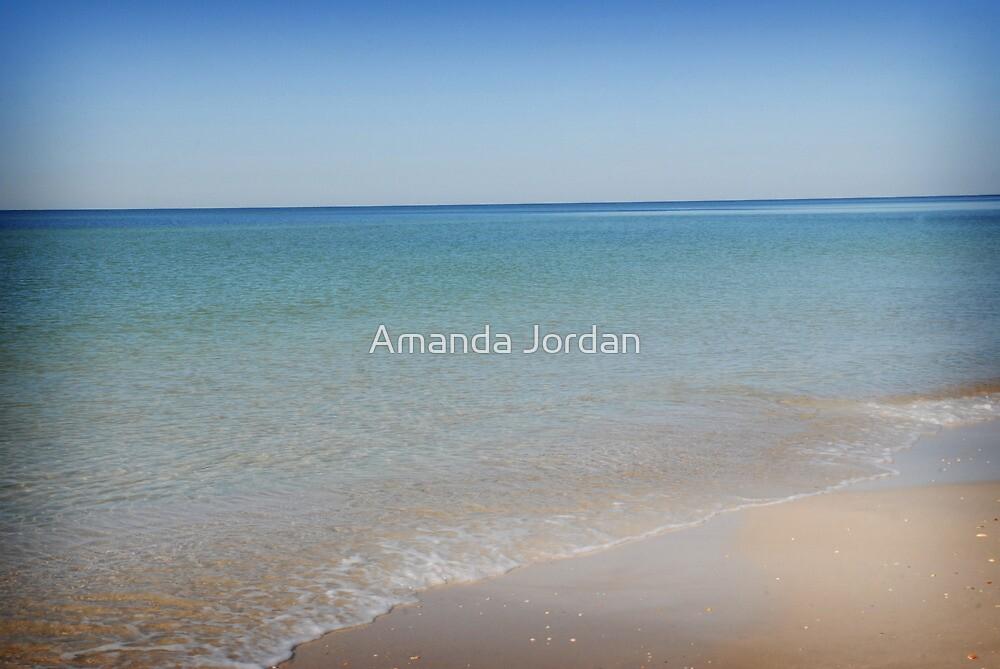 Into the Blue by Amanda Jordan
