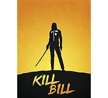 Kill Bill Photographic Print