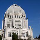 Baha'i Temple by Brian Gaynor