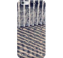 Dune Fence and Shadows iPhone Case/Skin