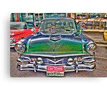 """""""Wild Turkey"""" Chevrolet Canvas Print"""