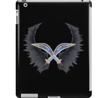 Dark Pit ~ Wings & Silver Bow iPad Case/Skin
