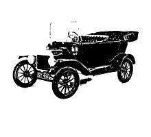 Ford Model T Tourer by garts
