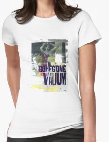 GoneGonetoValium Womens Fitted T-Shirt