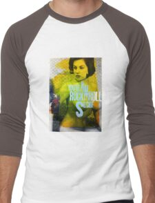 RockNRollSuicide2 Men's Baseball ¾ T-Shirt