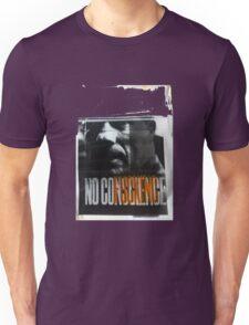 noFuckingConscience Unisex T-Shirt