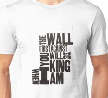 whenIamKing Unisex T-Shirt