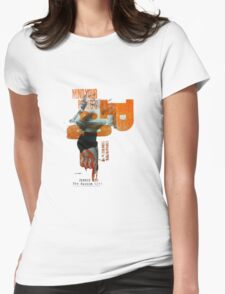 TheBazoomGirl Womens Fitted T-Shirt