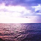 Storm Inbound - Pattaya Sunset Panorama by vanyahaheights