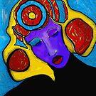 Violet's Third Eye by Sarah Curtiss