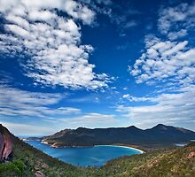 Wineglass Bay by John Dekker