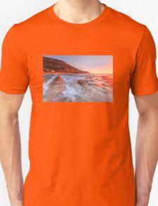 Sea landscape Unisex T-Shirt