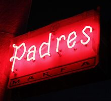 Padres by Leslie Guinan