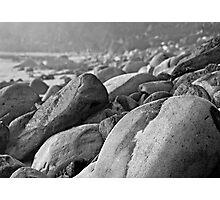Rocky Shoreline - Seal Rocks NSW Photographic Print