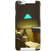 Time Travel Office iPhone Case/Skin