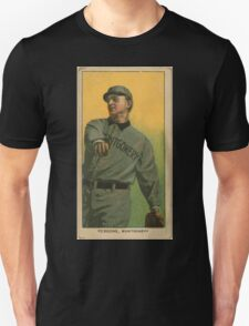 Benjamin K Edwards Collection Arch Persons Montgomery Team baseball card portrait T-Shirt