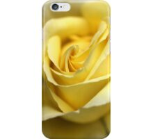 Yellow Rose - Iphone Cover iPhone Case/Skin