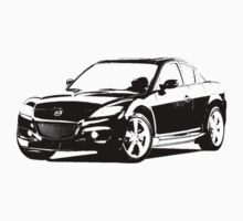 Mazda RX8 by garts