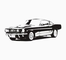 Mustang Fasback by garts