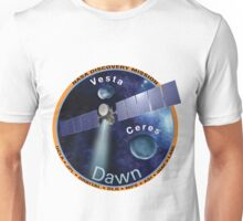 Dawn Mission Logo Unisex T-Shirt