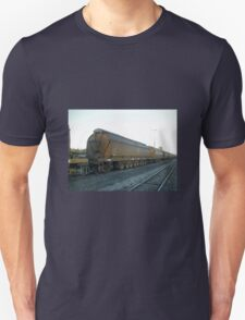 Rusty Old Train Unisex T-Shirt