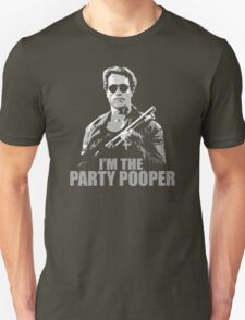 Party Pooper T Shirt T-Shirt