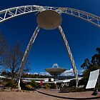 Canberra Deep Space Communications Centre by Travis Easton