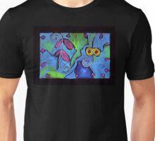 Midnight Garden cycle7 16 Unisex T-Shirt