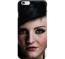 Mystery Girl iPhone Case/Skin