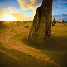 The Pinnacles by Jill Fisher