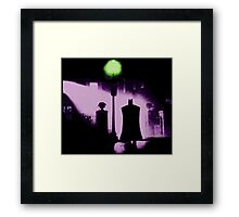 The Power of Bats Compels You! Framed Print