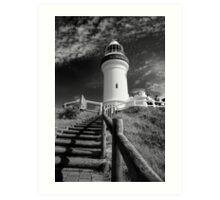 Cape Byron Light, Byron Bay, Australia Art Print