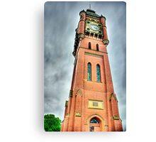 Camperdown Clock Tower Canvas Print