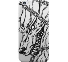 Fenrir's Rage iPhone Case/Skin